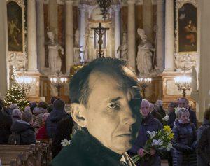 Arvydas Šliogeris (1944-2020) | Alkas.lt koliažas