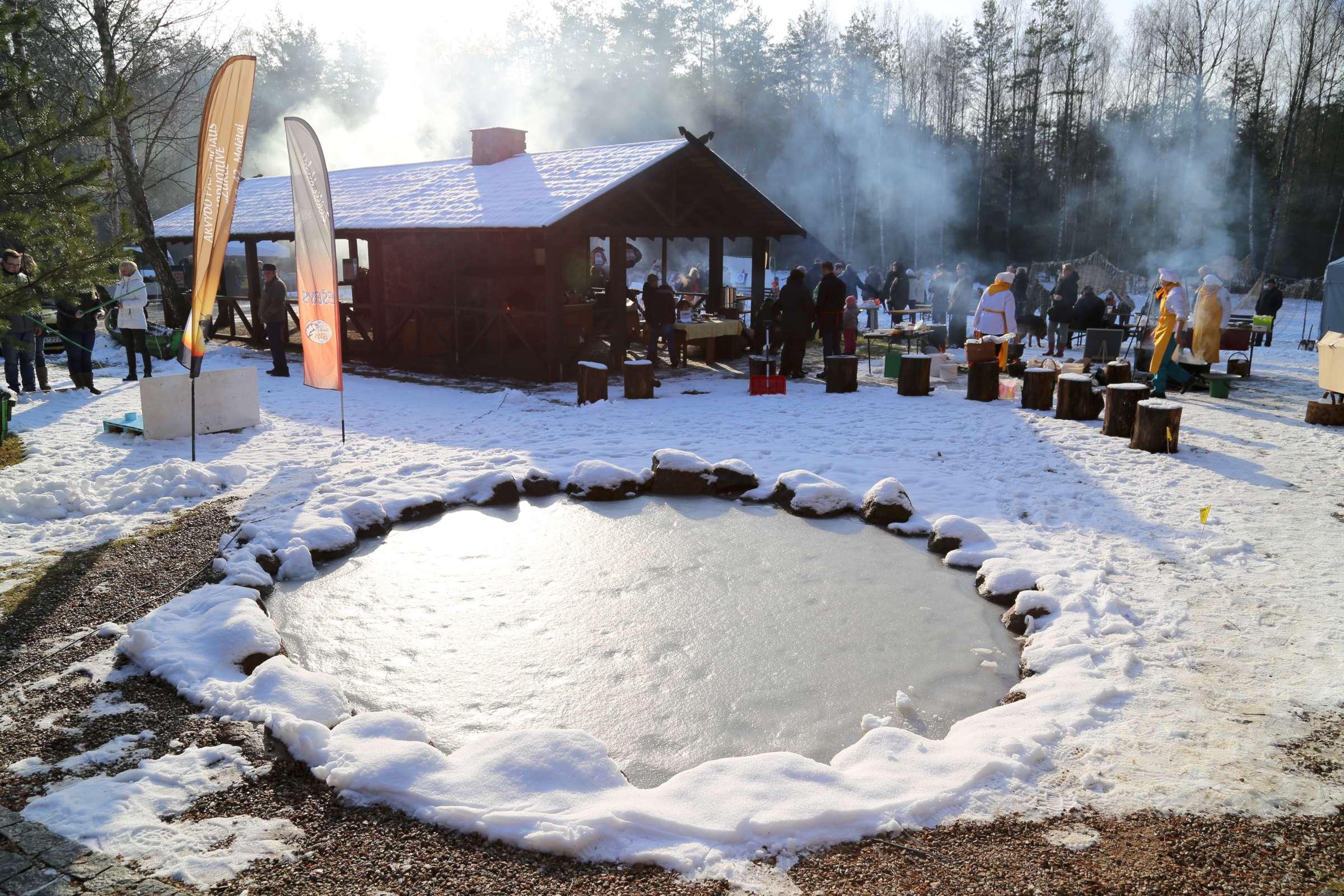 Žiemos žūklės šventė 2016 | A. Balandos nuotr.