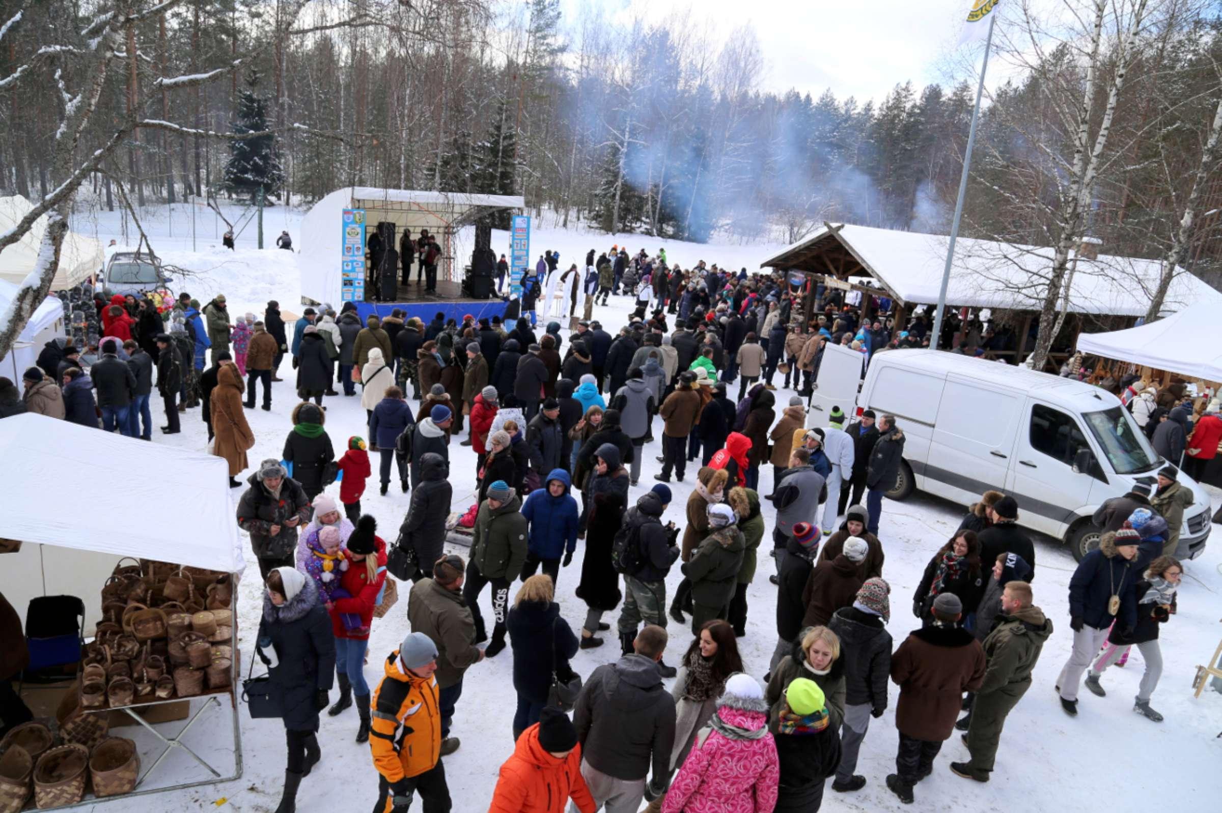 Žiemos žūklės šventė 2018 | A. Balandos nuotr.