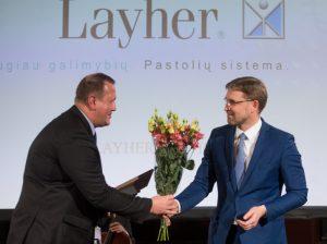Lietuvos įmonėms įteikti apdovanojimai už dėmesį darbuotojams, aplinkai, bendruomenei | lrv.lt nuotr.
