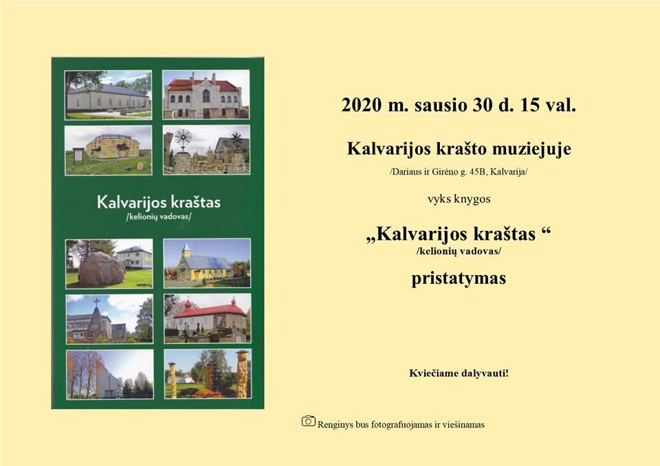 2020 01 30 Kalvarijos kraštas