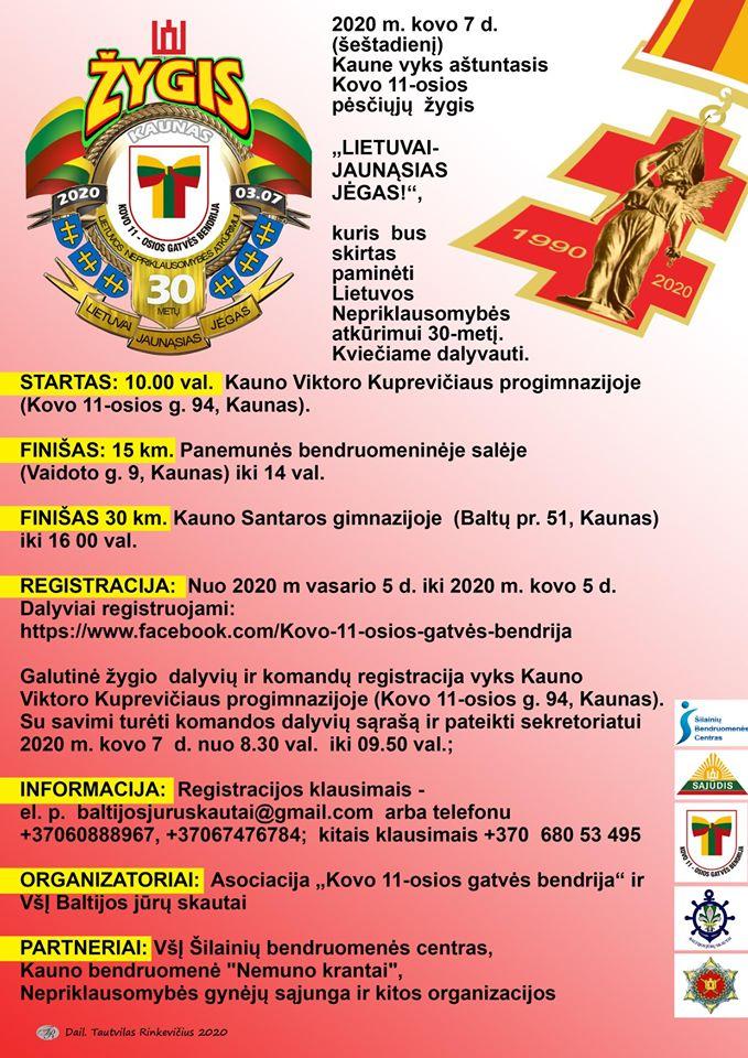 2020 02 07 Lietuvai jaunąsias jėgas