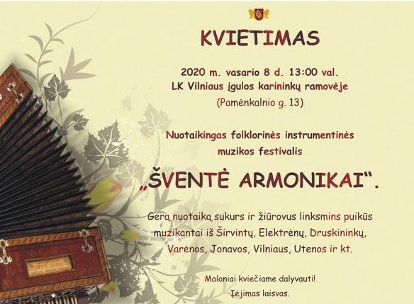 2020 02 08 Šventė armonikai