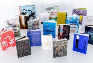 2020 metų knygos   LNB nuotr.