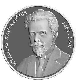 Įsteigtas naujas apdovanojimas – Mykolo Krupavičiaus vardo atminimo medalis | Nacionalinės žemės tarnybos nuotr.