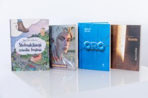 Skelbiamos 2019-ųjų Metų knygos | Lietuvos nacionalinės Martyno Mažvydo bibliotekos nuotr.