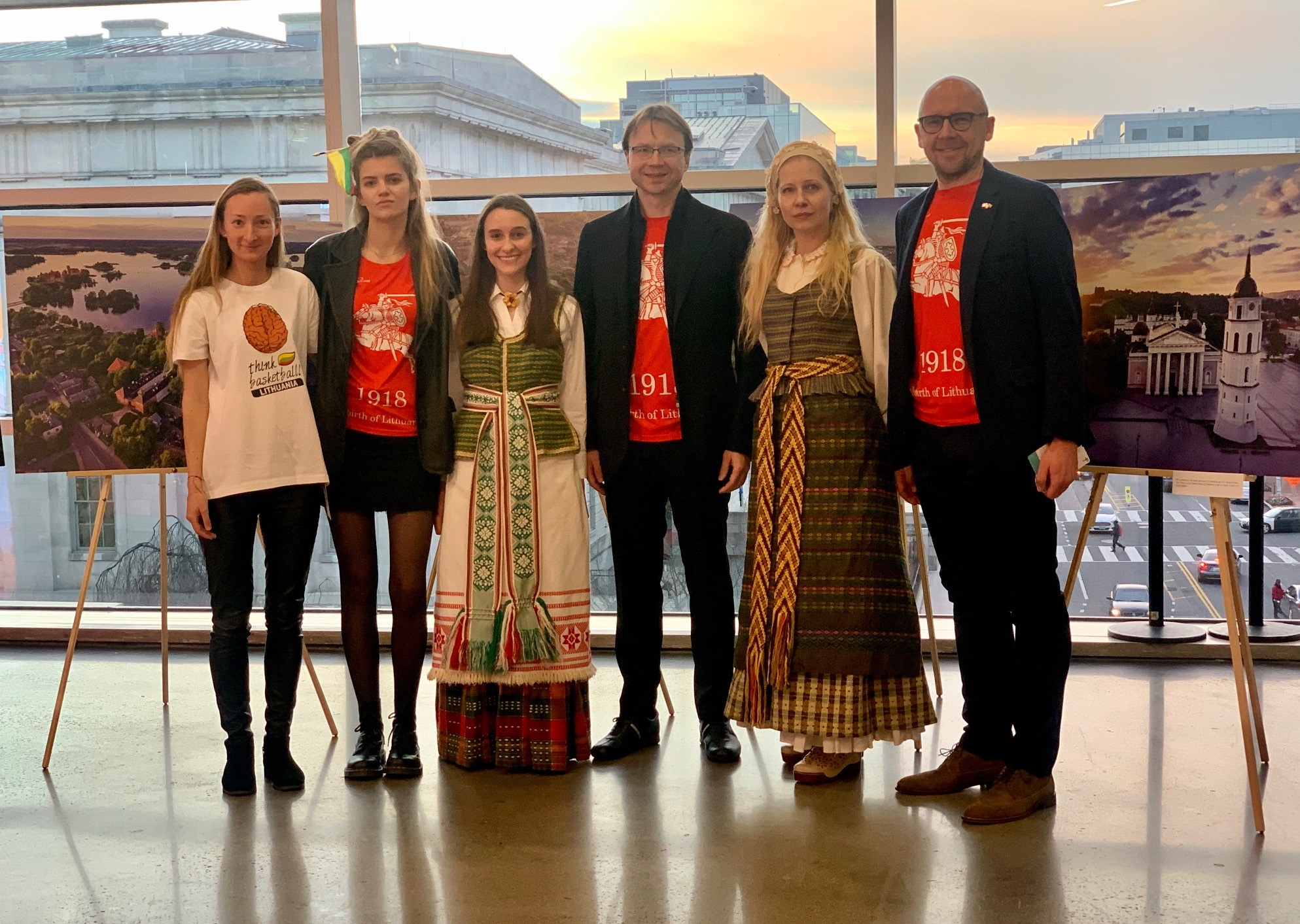 Vašingtone surengtas Lietuvą pristatantis vakaras | URM Komunikacijos ir kultūrinės diplomatijos departamento nuotr.
