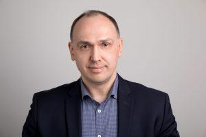 """""""Kantar"""" komunikacijos monitoringo ir analizės skyriaus vadovas Deividas Butkus   Asmeninio albumo nuotr."""