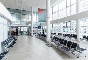 Lietuvos oro uostuose – papildomos priemonės dėl skrydžių iš Šiaurės Italijos keleivių patikros | lrv.lt nuotr.