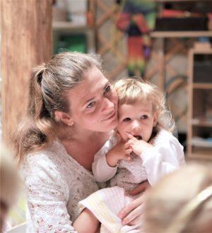 Aurelija su dukra Ūla | Asmeninė nuotr.