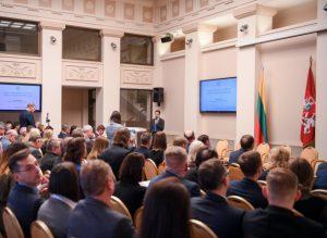 "Diskusija-konferencija ""Lietuvos miškai po 2020 m."" | lrp.lt nuotr."