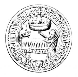 Livonijos krašto magistro antspaudas