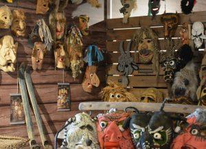 Platelių dvare – vienintelis Užgavėnių muziejus | visitplunge.lt nuotr.