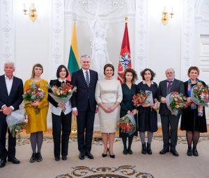 Įteiktos Nacionalinės kultūros ir meno premijos 2020 | lrp.lt nuotr.