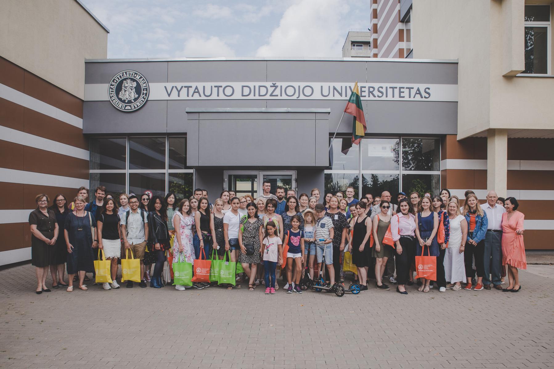 VDU rengiami lietuvių kalbos kursai užsienyje dirbantiems lituanistinių mokyklų mokytojams | vdu.lt nuotr.