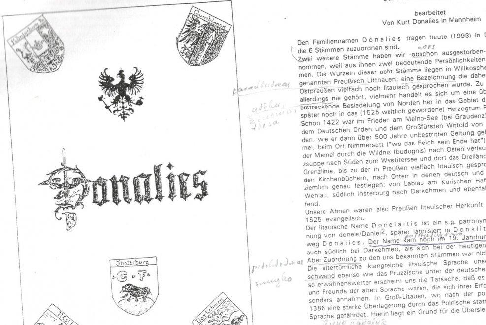 Sudarytojams teko išstudijuoti gausią Dolelaičių giminės archyvinę medžiagą | M. Mažvydo nacionalinės bibliotekos nuotr.