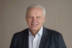 VDU ŽŪA Agronomijos fakulteto ir Naujų technologijų centro vadovas doc. dr. Vytautas Liakas   Asmeninio albumo nuotr.