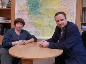 Inga Baranauskienė ir Tomas Baranauskas | Alkas.lt, J. Vaiškūno nuotr.