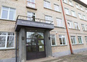 Šiaulių sanatorinė mokykla   Siauliai.lt nuotr.