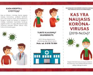 Korona virusas | alkas.lt nuotr.