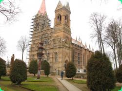 Krekenavos bazilik | kpd.lt nuotr.