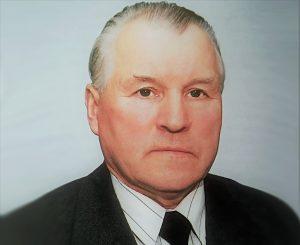 Mykolas Arlauskas (1930-2020)   Asmeninė nuotr.