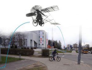 Dviratininkai nori važiuoti per perėjas | J. Ingelevičiaus nuotr.
