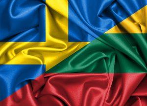 Švedija-Lietuva   lrv.lt nuotr.