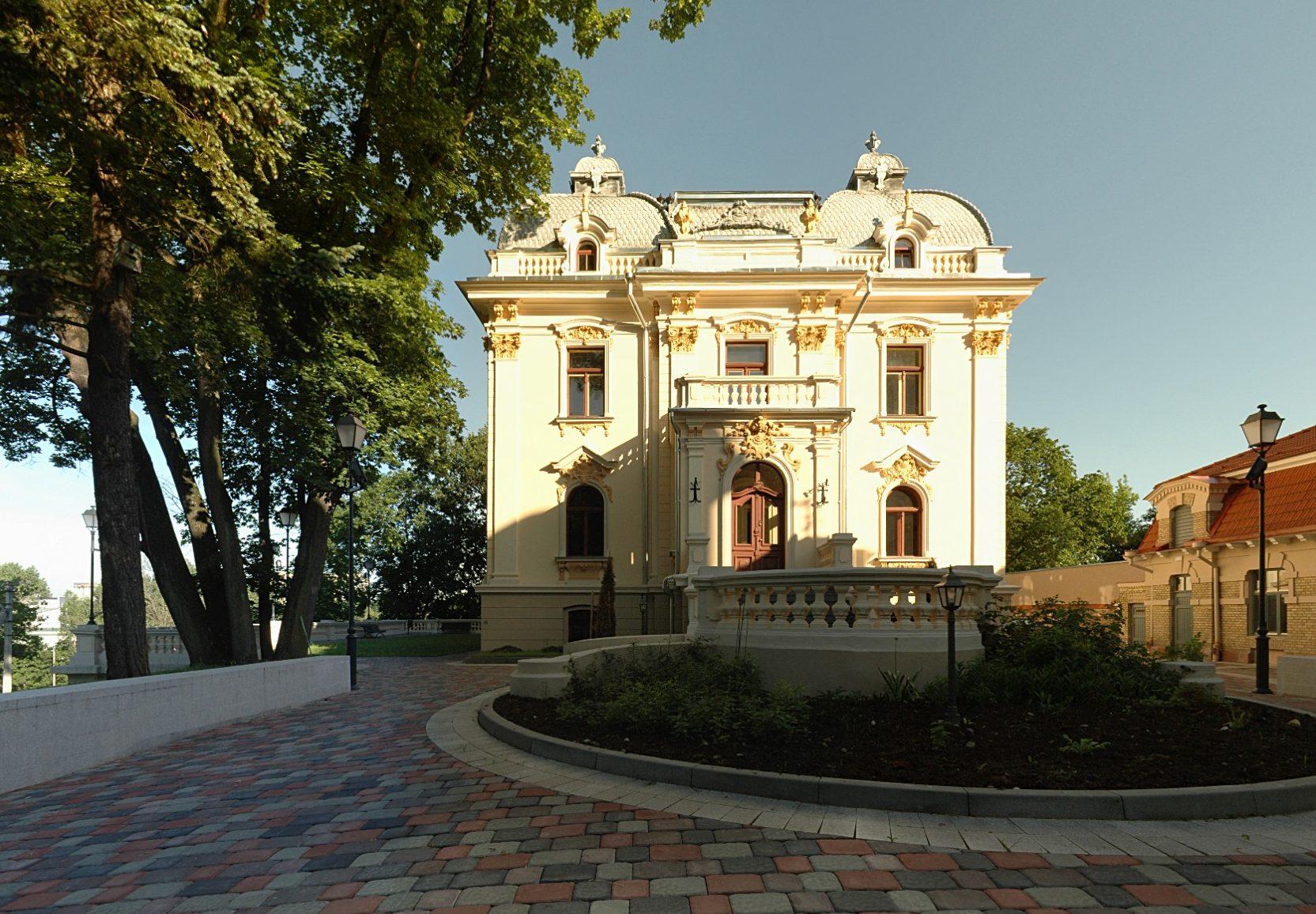 Vileišių rūmai Vilniuje   Panorama.lt nuotr.