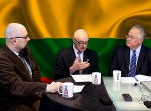 Vitalijus Balkus, Vladas Turčinavičius, Algis Avižienis | Alkas.lt ekrano nuotr.