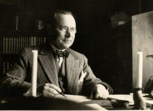 Jonas Balys (1909–2011) | LMAVB RSS nuotr.