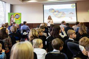 Vaikų sukurtos verslo idėjos pribloškė verslininkus ekologiniu mąstymu, sąmoningumu ir išradingumu | Rengėjų nuotr.