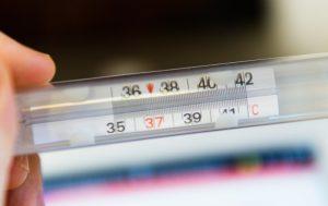 Termometras | sam.lt nuotr.