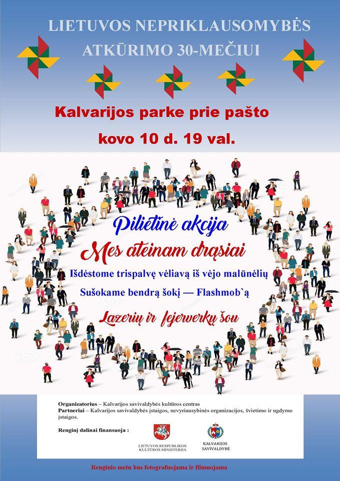 2020 03 10 Kalvarijoje