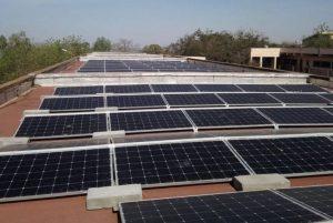 Lietuva parems dešimt saulės elektrinių besivystančiose šalyse | lrv.lt nuotr.