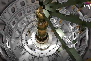 Branduolinė sintezė | LRT nuotr.