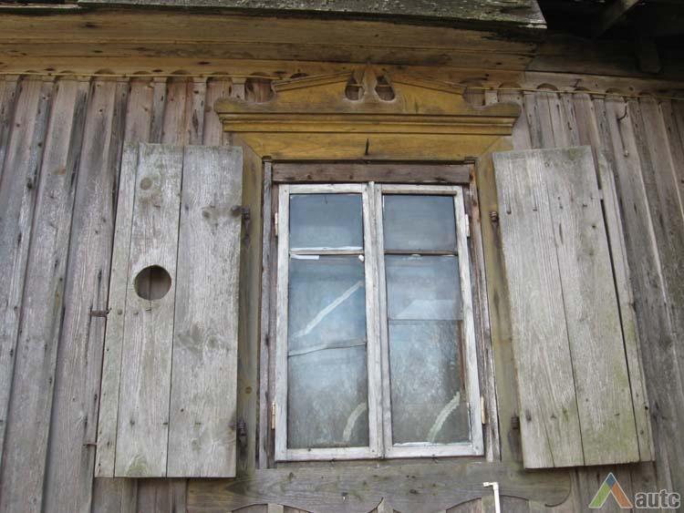 8. Dvaro langas 2010 m | R. Bertašiūtės nuotr.