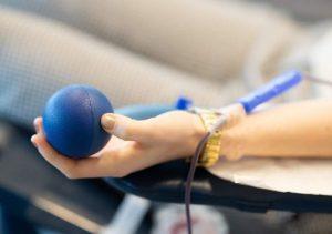 Įvedus karantiną, sutriko kraujo donorystė: Santaros klinika prašo pagalbos | VUL Santaros klinikos nuotr.