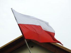 Lenkijos vėliava-pixabay.com