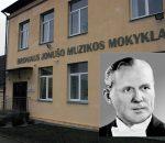 Nuo 1967 m. Naujininkuose įsikūrusi B. Jonušo muzikos mokykla | Alkas.lt koliažas