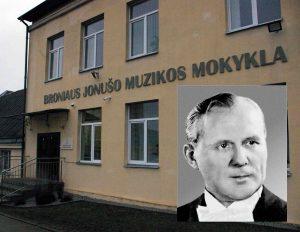 Nuo 1967 m. Naujininkuose įsikūrusi B .Jonušo muzikos mokykla   Alkas.lt koliažas