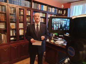 Pranas Kūris - pirmasis atkurtos nepriklausomos Lietuvos Teisingumo ministras | Rengėjų nuotr.