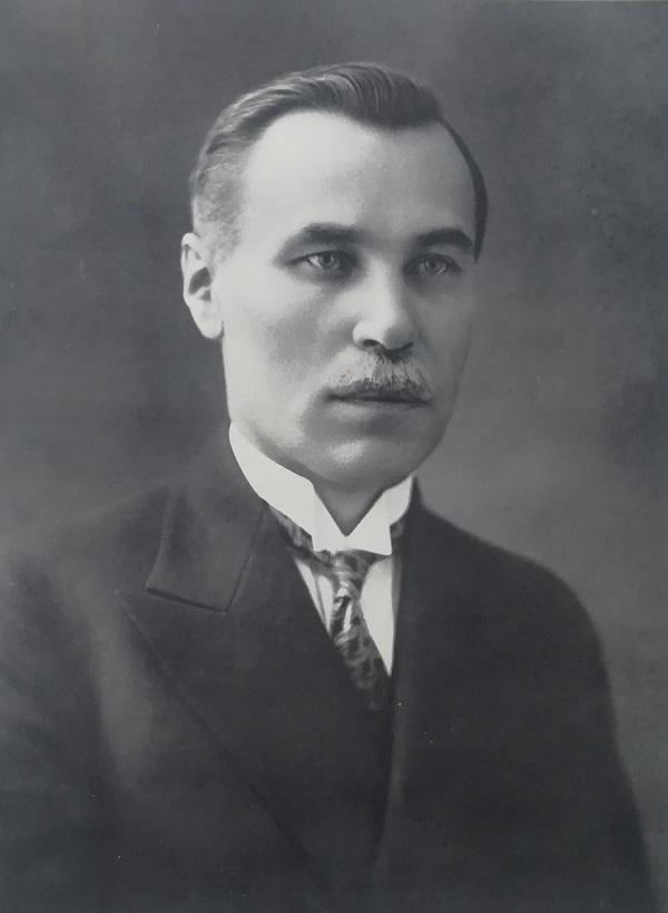 Juozas Tūbelis 1930 metais | A. Baltuškaitės archyvo nuotr.