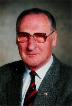 dr. Vaclovas Dargužas 1995 m. ŠLB pirmininkas | Asmeninio albumo nuotr.