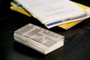 Seime kelią skinasi įstatymas dėl turto civilinio konfiskavimo   V. Skaraičio, Fotobanko nuotr.