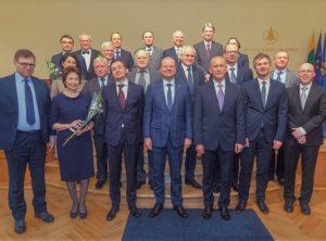 Įteiktos Lietuvos mokslo premijos | rengėjų nuotr.
