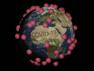 Koronavirsusas plinta | Pixabay.com nuotr.
