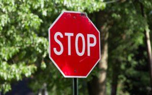 Stop ženklas | sam.lt nuotr.