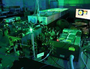 Nobelio apdovanojimų generatorius: lazeriui – 60 metų | lma.lt, N. Garejevo nuotr.