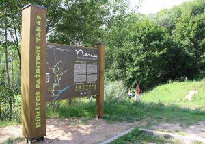 Vasarą – daugiau lankomų vietų saugomose teritorijose | lrv.lt nuotr.